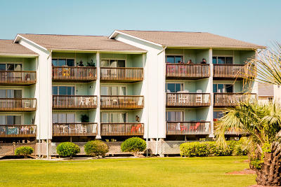 Surf City Condo/Townhouse For Sale: 918 N New River Drive #716