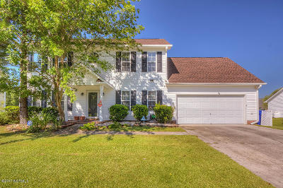 Wilmington Single Family Home For Sale: 4008 Claymore Drive