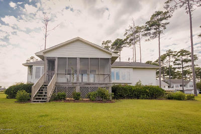 Beaufort Single Family Home For Sale: 267 Stewart Drive