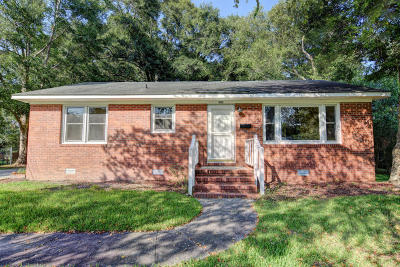 jacksonville Single Family Home For Sale: 104 Summersill Drive