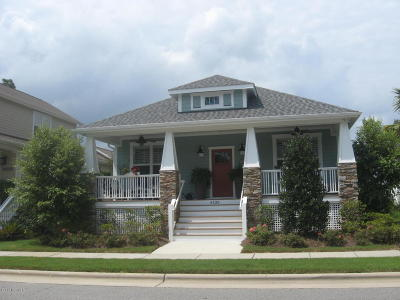 Ocean Isle Beach Single Family Home For Sale: 6426 Stopper Lane SW