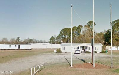 Chadbourn Commercial For Sale: 3500 Andrew Jackson Road SW
