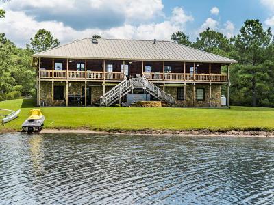 Sunset Beach Single Family Home For Sale: 7256 Farm Loop Path SW