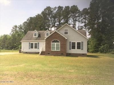 Edgecombe County Single Family Home For Sale: 2308 Hope Farm Drive