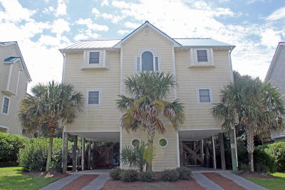 North Topsail Beach, Surf City, Topsail Beach Single Family Home For Sale: 109 Katelyn Drive