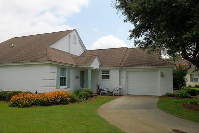 Morehead City Single Family Home For Sale: 105 Dunstan Lane