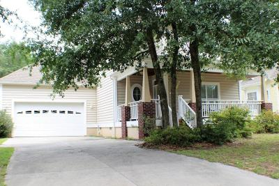 Supply Single Family Home For Sale: 1096 Indigo Branch Road SW