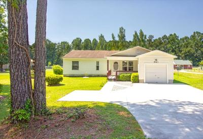 Jacksonville Single Family Home For Sale: 961 Ramsey Road