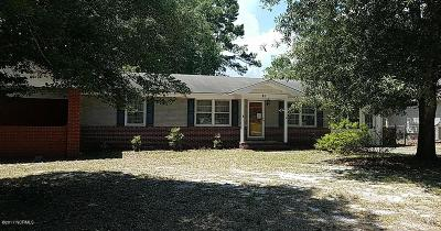 Southport Single Family Home For Sale: 81 S Shore Drive