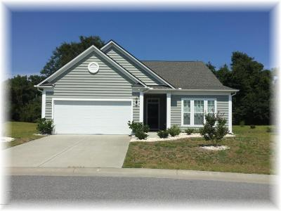 Southport Single Family Home For Sale: 5074 Capstan Court