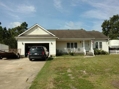 Southport Single Family Home For Sale: 750 Souchak Road