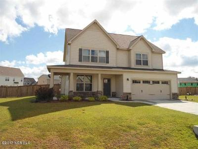 Jacksonville Single Family Home For Sale: 221 River Winding Road