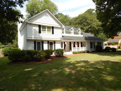 Greenville Single Family Home For Sale: 306 Stanwood Drive