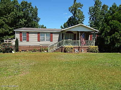 Beaufort Manufactured Home For Sale: 242 Steel Tank Road