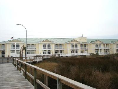 Atlantic Beach Condo/Townhouse For Sale: 602 W Fort Macon Road #215