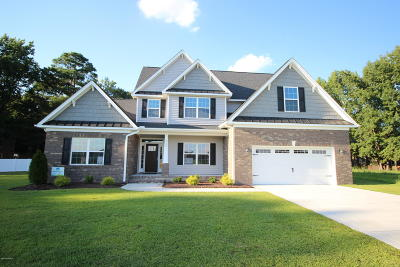 Winterville Single Family Home For Sale: 4353 Glen Castle Way