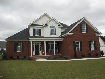 Winterville Single Family Home For Sale: 755 Stillwater Drive
