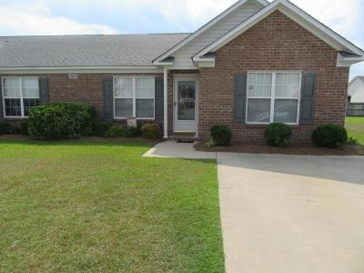 Winterville Single Family Home For Sale: 2956 Jessica Drive #B