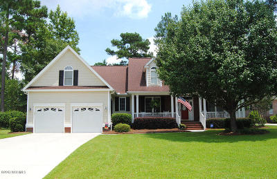 Magnolia Greens Single Family Home For Sale: 1185 Willow Pond Lane