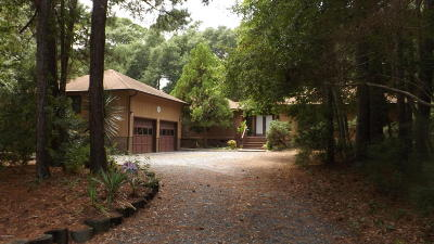 Oak Island Single Family Home For Sale: 12 Quail Hollow Drive