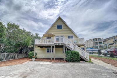 Wrightsville Beach Single Family Home For Sale: 905 Schloss Street