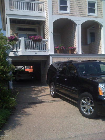 Wrightsville Beach Condo/Townhouse For Sale: 3 W Henderson Street W #A