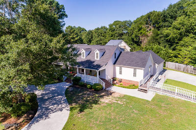 Cape Carteret Single Family Home For Sale: 149 Hunting Bay Drive