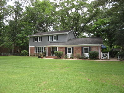 Jacksonville Single Family Home For Sale: 118 Brookview Drive