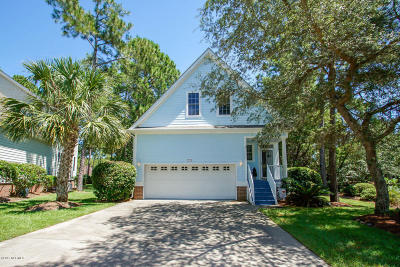 Sunset Beach Single Family Home For Sale: 1198 Eastwood Landing Way
