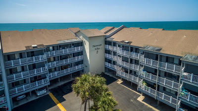 Atlantic Beach Condo/Townhouse For Sale: 2111 W Fort Macon Road #214