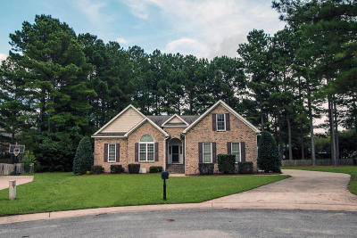 Winterville Single Family Home For Sale: 4221 Leicester Court