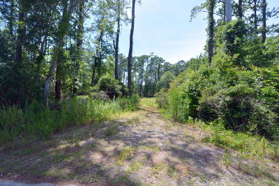 Beaufort NC Residential Lots & Land For Sale: $82,000