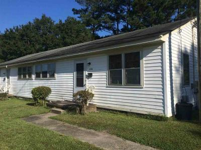 Jacksonville Rental For Rent: 2254 Onslow Drive
