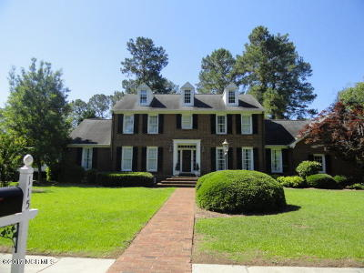 Jacksonville Single Family Home For Sale: 115 Tweed Drive