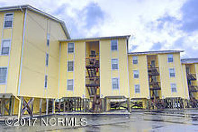 Surf City Condo/Townhouse For Sale: 918 N New River Drive #215