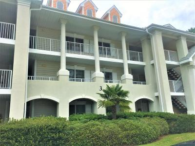 Brunswick Plantation Condo/Townhouse For Sale: 330 S Middleton Drive NW #312