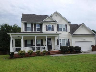 Onslow County Single Family Home For Sale: 219 Middleridge Drive