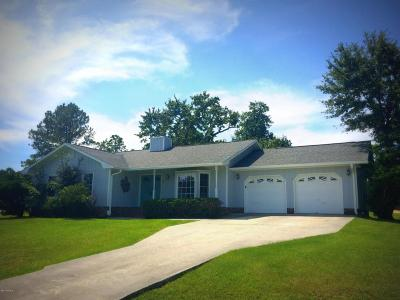 Swansboro Rental For Rent: 211 River Reach Drive