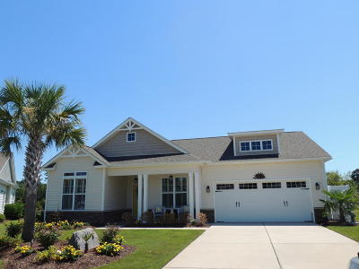 Ocean Isle Beach Single Family Home For Sale: 1326 Jasardeax Court SW