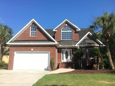 Ocean Isle Beach Single Family Home For Sale: 5867 Lycia Lane SW