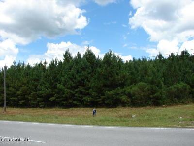 Jacksonville Residential Lots & Land For Sale: Lot 3 Richlands Highway