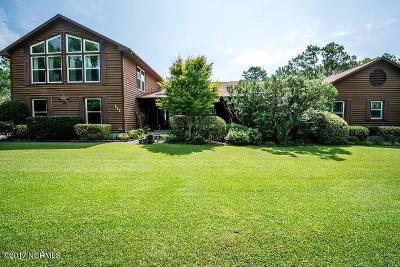 Newport Single Family Home For Sale: 157 Deep Bay Drive