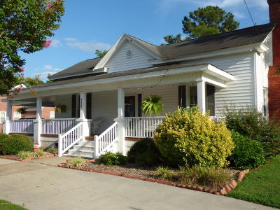 Winterville Single Family Home For Sale: 328 Main Street