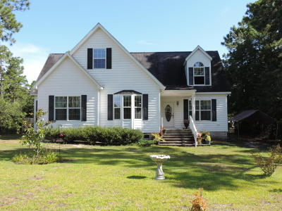 Newport Single Family Home For Sale: 132 Forest Line Drive