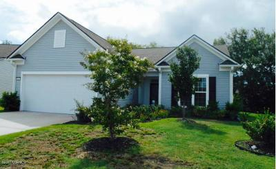 Southport Single Family Home For Sale: 5062 Capstan Court