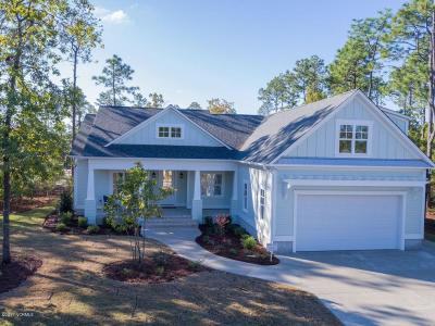 Southport Single Family Home For Sale: 195 Gentle Breeze Court