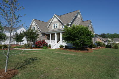 Swansboro Single Family Home For Sale: 303 Duck Haven