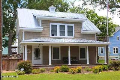 Jacksonville Single Family Home For Sale: 225 2nd Street