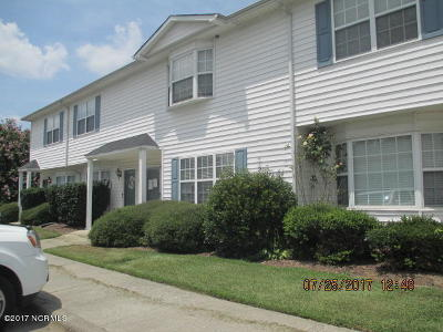 Winterville Condo/Townhouse For Sale: 3906 Sterling Pointe Drive #Z3
