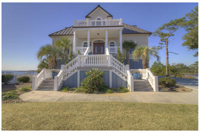 Newport Single Family Home For Sale: 422 Safe Harbour